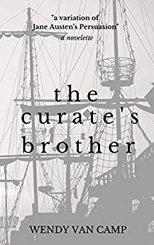 The cover of Wendy van Camp's The Curate's Brother